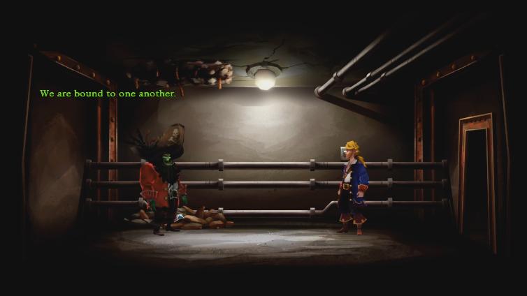 Tryum playing Monkey Island 2: LeChuck's Revenge