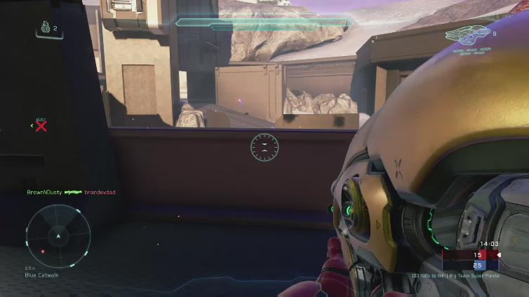 zachaweenie playing Halo 5: Guardians