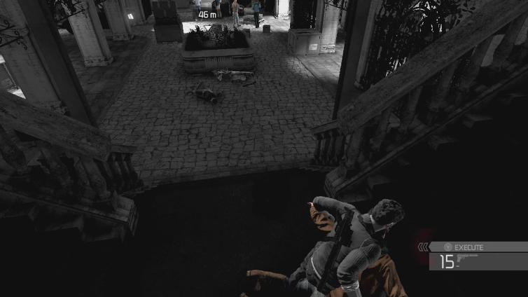 xThatsJustMyBOx playing Tom Clancy's Splinter Cell Conviction