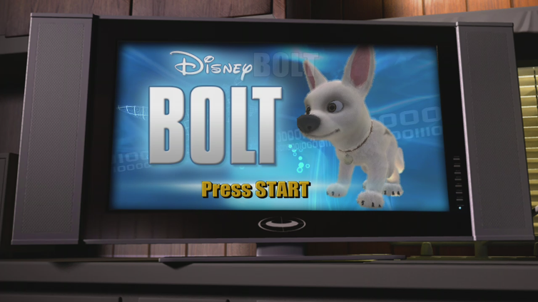 Robertinhu182 playing Disney's Bolt